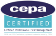 CEPA Certified Predator Pest Solutions Pest Control London Sutton Surrey